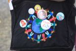 Peace Buttons and Patches